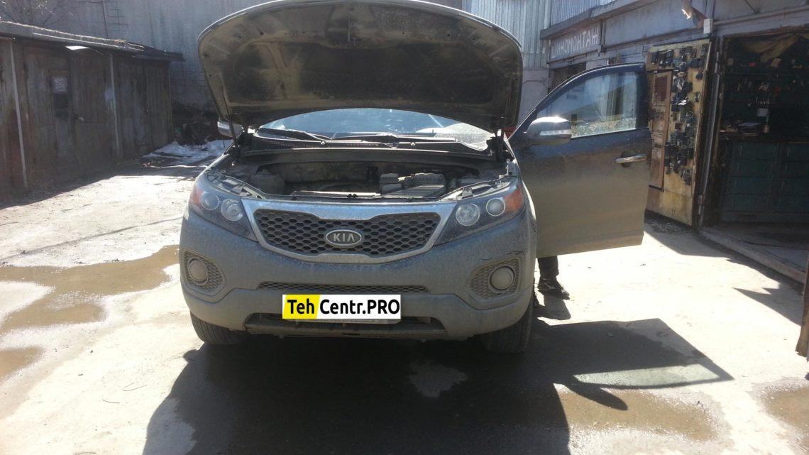 Kia Sorento 2CAN 30 + StarLine A91